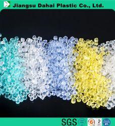 Los gránulos de PVC rígido suave compuesto de PVC para cable zapatos