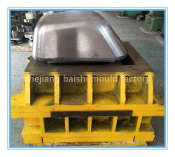 Het Stempelen van de Kruiwagen van het Blad van de Koolstof van het roestvrij staal Vorm