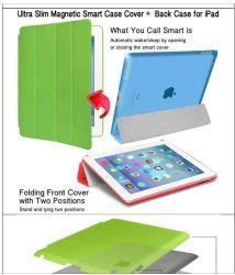 Smart чехол для iPad iPad2/3/4 включают в себя заднюю крышку