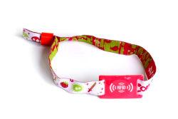 Bracelet RFID Tag, avec le PVC souple ou uid nombre