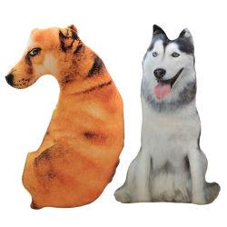 جميلة 3D Printing الكلب محشو لعبة الحيوانات وثيرة