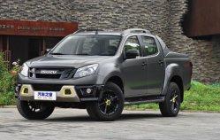 Nuevo Diesel D Max Isuzu pick up 4X2 y Tracción 4X4