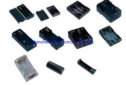 Plastik pp. oder ABSschwarze AAA-Batteriehalterung