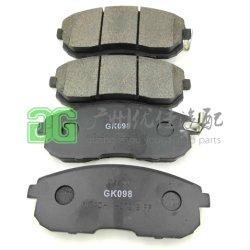 日産Teana D1060-Jn00A 41060-Jn00Aブレーキパッドの工場のための高品質の元のパッキング