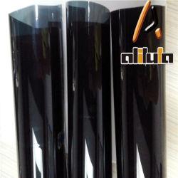 pellicola protettiva interna di sicurezza 4mil della finestra dell'automobile automatica nera della pellicola