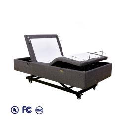 Kft400 Hospital Elder Hi Low Motor elevador cama de masaje ajustables