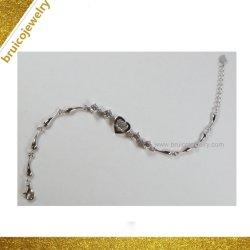 Braccialetto dei monili dell'argento sterlina degli accessori di modo di Costumer 925