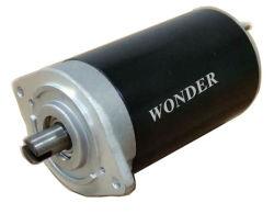 12V/24V 500W油圧ポンプ施設管理Zy80-500-25-2のための油圧DCのブラシの永久マグネットモーター