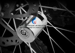 Bicycle Moto Disc Lock Verrouillage Disque Voiture électrique Disc Lock antivol de vélo de montagne Disc Lock Verrouillage disque