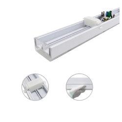 オフィスのセリウム防水IP65 T8 1140mm 140-150lm/W LEDの三証拠の線形管の照明