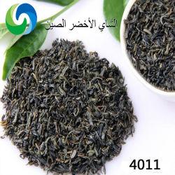Commerce de gros de haute qualité OEM feuilles naturelles 4011 en vrac Thé vert