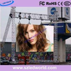 P20 фиксированные открытый полноцветный светодиодный экран панели управления рекламы (P4, P5, P6, P8, P10, P12, P16, P20, P25)