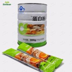 La norme Gold Standard d'aliments santé Sports Nutrition Supplément Oraric Poudre de protéine de lactosérum et poudre de protéine de soja& par le muscle de remise en forme de poudre Poudre de protéine (sac de 10g/*30)