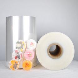 Transparente Mittelfalten-PolyolefinPOF Shrink-Verpackung