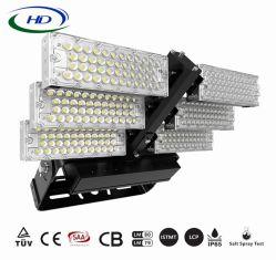 600 Вт с регулируемым светодиодный индикатор стадиона для наружного освещения