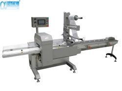 تغليف/مخبز التغليف ذو التدفق الأفقي التلقائي / التغليف المزود بطبقة من الوريد/التغليف المتدفق التلقائي صنع في الصين (AHP-500-S3)