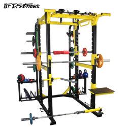 De multifunctionele Machine van het Rek van de Apparatuur van de Geschiktheid Hurkende/de Commerciële Machine van de Gymnastiek van het Rek van de Macht