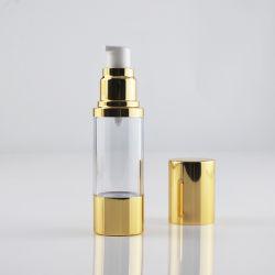 15/20/30/50/100/120/200ml de acrylHaar/Room van het Oog/van het Gezicht/Fles de Zonder lucht van het Aluminium van de Olie