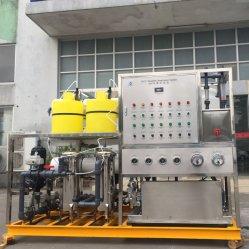 2m3/H de l'eau de mer de l'île Usine de dessalement par osmose inverse