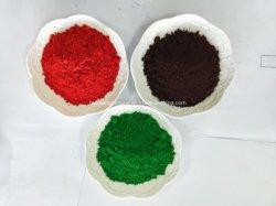 化粧品販売用高品質酸化鉄ブラック / イエロー / ブルー / グリーン