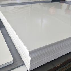 물자 백색 엄밀한 불투명한 플라스틱 0.3mm PVC 트럼프패