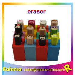 Творческие гибкие Eraser мультфильм Eraser детей в подарок приз учебных принадлежностей