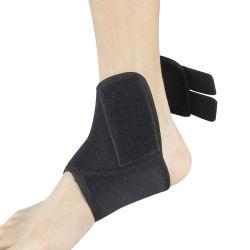 Il marchio promozionale impermeabile del neoprene ha personalizzato il sostenitore del gomito del neoprene/supporto registrabile allungato della caviglia di forma fisica