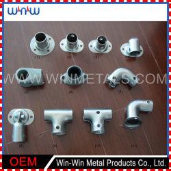 Plaatstaal types Custom Machusheed Aluminium T-koppelingen