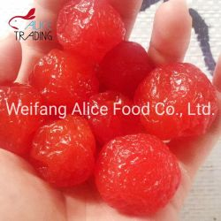 Bester Großhandelspreis trocknete Kirschpflaume-Dörrobst konservierte Frucht