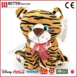 Personalizar recheadas programável Animal Candy Bag Tigre de pelúcia brinquedo para 2022
