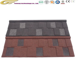 Битумная черепица кровельные охватывает цветной металл с покрытием из камня плитка панели крыши