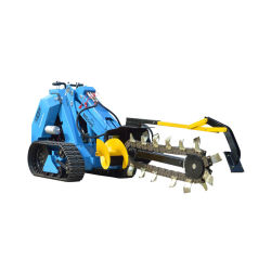Kleine Minirad-Ladevorrichtung, Minischienen-Ochse-Ladevorrichtung, verwendete aufgespürte Schleichen-Ladevorrichtung für Verkauf