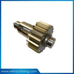 Custom Precision Usinagem CNC Máquinas Agrícolas da Engrenagem da roda/engrenagens helicoidais