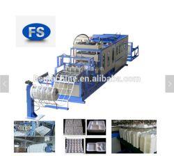 Espuma de PS de alta velocidade Lancheira Linha de Produção/EPS Recipiente alimentar a linha de tomada