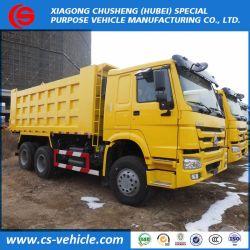 1,5 toneladas, 3 toneladas a 10 toneladas, 17 toneladas de capacidad de carga Sinotruk HOWO4X2 camiones volquete pesados de la luz y el mini a la venta de volquete