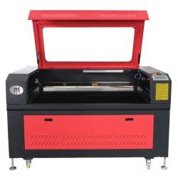 Gewebe-Tuch-Kleid-Textilkleid CO2 Laser-Ausschnitt-Maschine 1610
