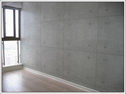 Niet Asbest van de Raad van het Cement van de Vezel van de Villa van de Huizen van de Structuur van Lgs het Prefab Vuurvaste Lichtgewicht