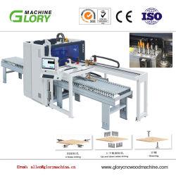 A perfuração automática móveis da máquina com perfuração de linha de máquinas de perfuração automática de superfície de seis
