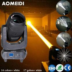 280W перемещение светового пучка Колошения фонари свадьбы осветительного оборудования