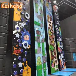 Parete rampicante molle dell'interno di Kaihang per per il campo da giuoco dei bambini nell'asilo (CW-211)