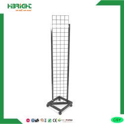 Gridwallのパネル・ディスプレイの立場を立てるワイヤー床