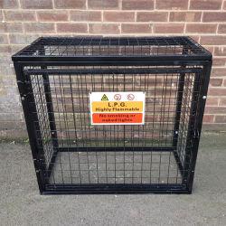 Commerce de gros coffre GPL cage de stockage de vérin à gaz.