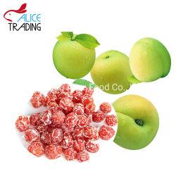 Conserva toda la fruta seca de color rojo ciruela seca la pérdida de peso