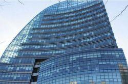 Wärmeisolierung-Glaszwischenwand mit gehangenem Spitzenfenster