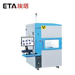 Raio X equipamento de controlo de processo de PCB Testando