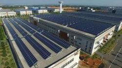200W 36V Poly panneau solaire photovoltaïque à haute efficacité