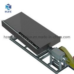 Mesa vibradora para planta de procesamiento de la concentración de la gravedad