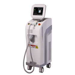 ダイオードレーザーの毛の取り外し機械808nmダイオードレーザーの毛の取り外しの美装置(755 808 106)のスキンケアの医療機器