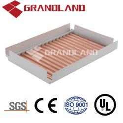 De aluminium GolfTegels van het Plafond van het Akoestische Comité van het Metaal van het Comité van het Plafond van de Kern Decoratieve