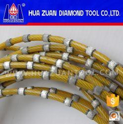 プラスチック製ワイヤソーを使用した高効率 7.2 mm プロファイリング